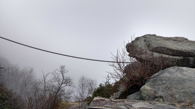Chained Rock