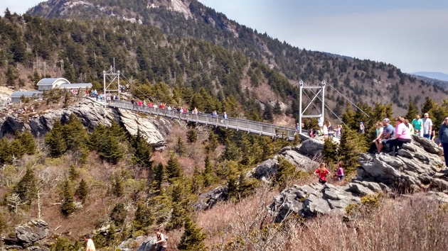 Mile High Bridge