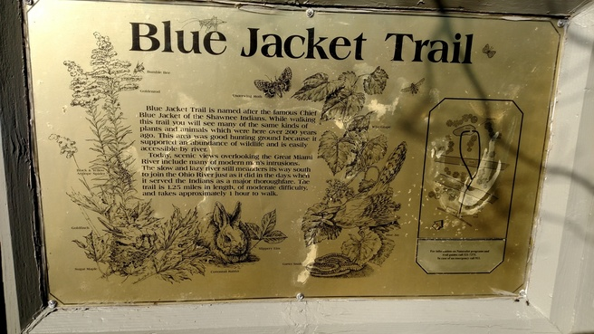 Blue Jacket Trailhead