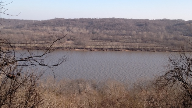 Ohio River Overlook