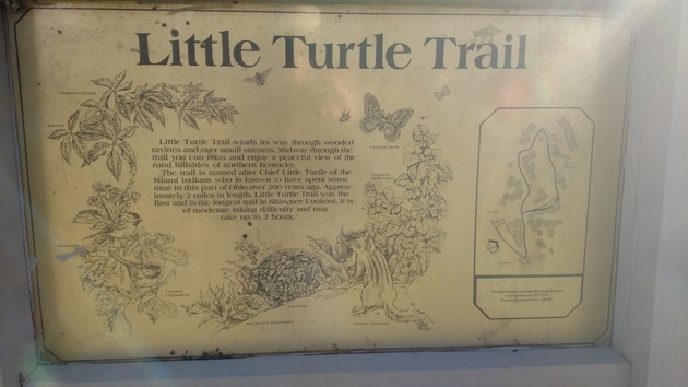 Little Turtle Trailhead