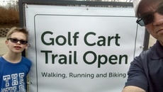 Golf Cart Trail